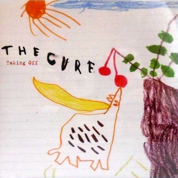 Original Cover Artwork of Cure Taking Off