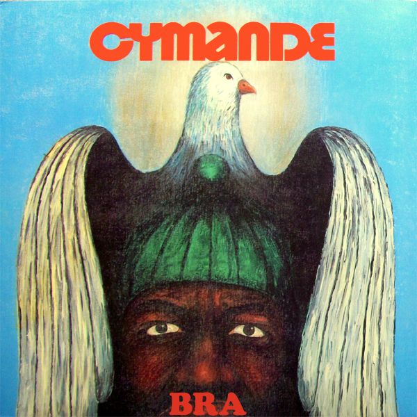 Original Cover Artwork of Cymande Bra