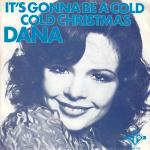 Original Cover Artwork of Dana Cold Cold Christmas