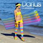 Cover Artwork Remix of Darius Colourblind