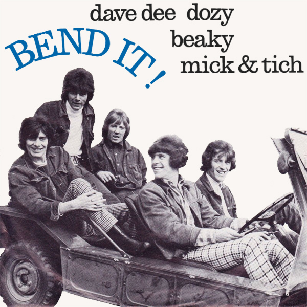 dave dee dozy beaky mick and tich bend it 1
