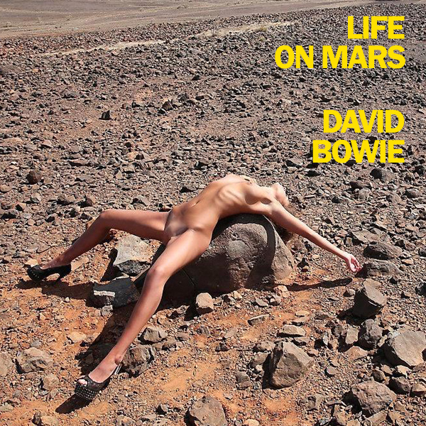 david bowie life on mars remix