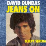 Original Cover Artwork of David Dundas Jeans On