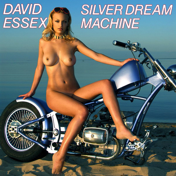 Cover Artwork Remix of David Essex Silver Dream Machine