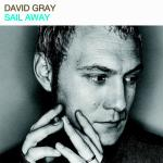 Original Cover Artwork of David Gray Sail Away