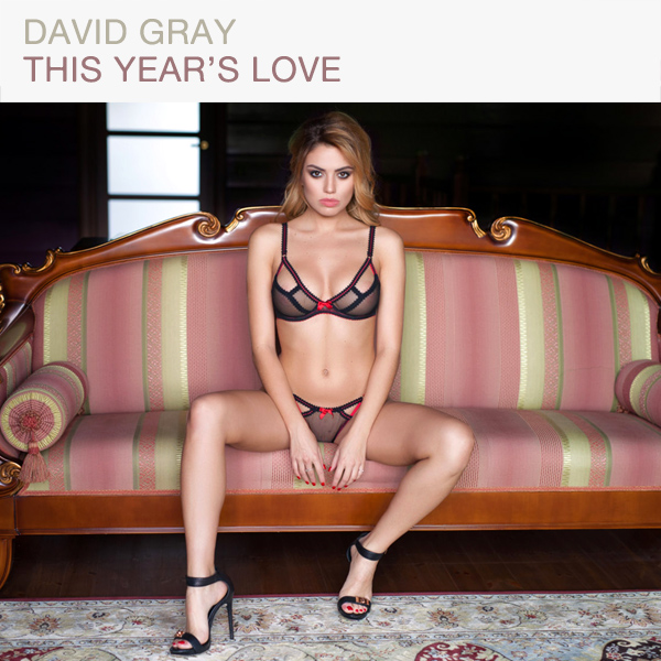 Cover Artwork Remix of David Gray This Years Love
