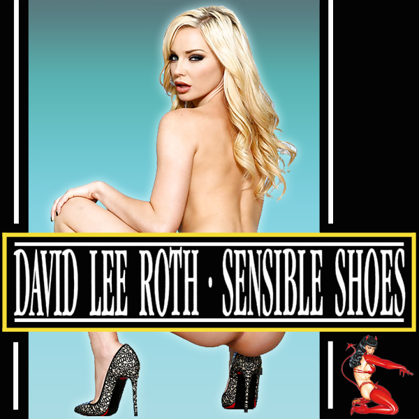 Cover Artwork Remix of David Lee Roth Sensible Shoes