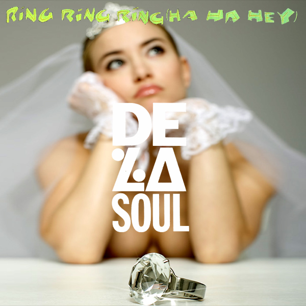 Cover Artwork Remix of De La Soul Ring Ring Ring