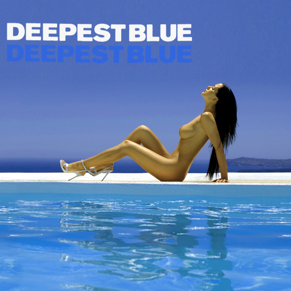 Cover Artwork Remix of Deepest Blue