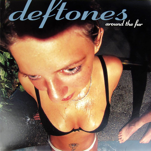 Original Cover Artwork of Deftones Around The Fur