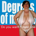 Cover Artwork Remix of Degrees Motion Do You Want It Right Now