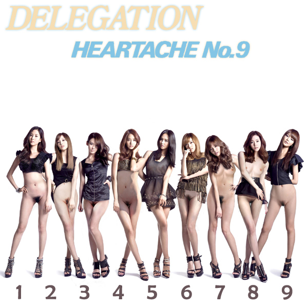 delegation heartache no 9 remix
