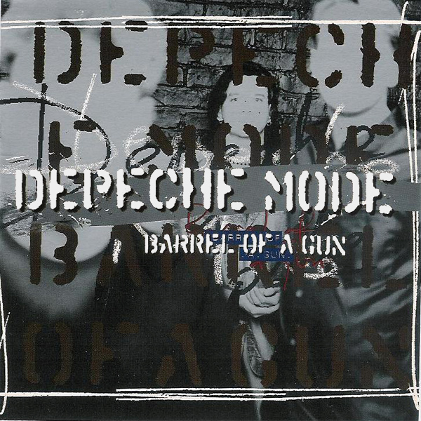 Original Cover Artwork of Depeche Mode Barrel Of A Gun