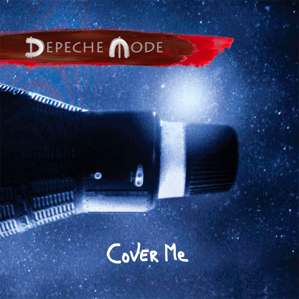 Original Cover Artwork of Depeche Mode Cover Me
