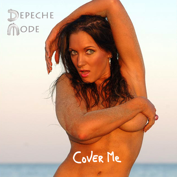 Cover Artwork Remix of Depeche Mode Cover Me