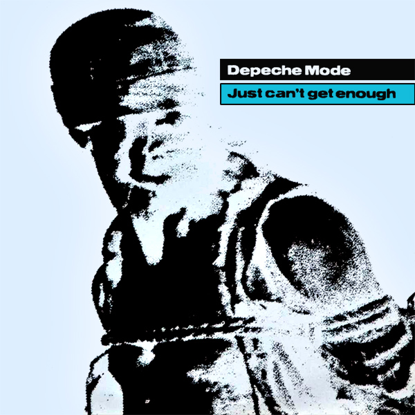 depeche mode just cant get enough 1