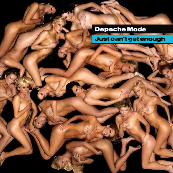 depeche mode just cant get enough 2