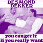 Cover Artwork Remix of Desmond Dekker You Can Get It If You Really Want