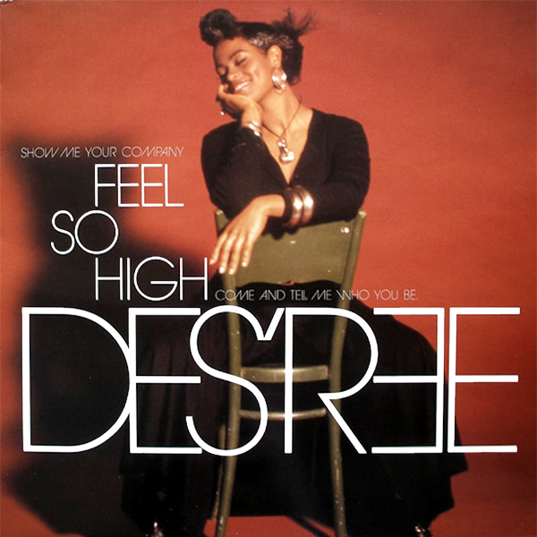 desree feel so high 1