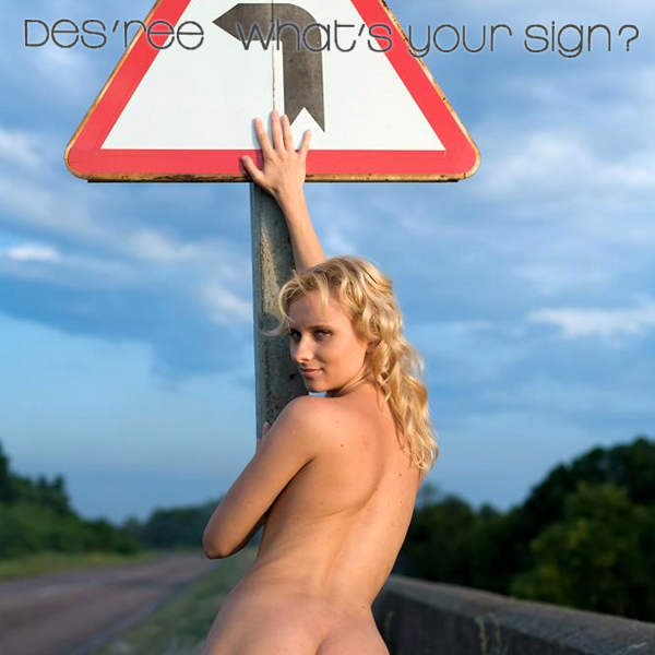 Cover Artwork Remix of Desree Whats Your Sign