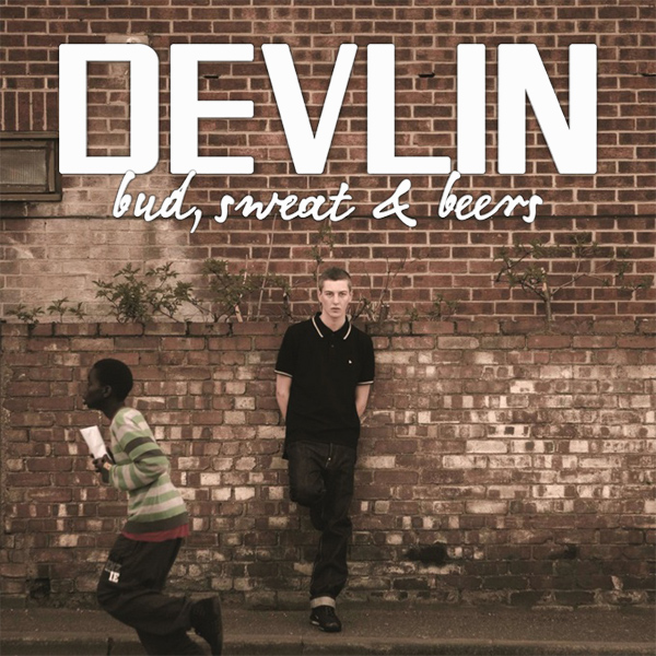 Original Cover Artwork of Devlin Bud Sweat Beers