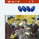 Original Cover Artwork of Devo Whip It