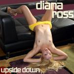 Cover Artwork Remix of Diana Ross Upside Down