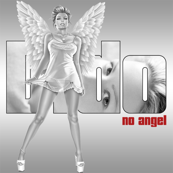 Cover Artwork Remix of Dido No Angel