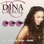 Original Cover Artwork of Dina Carroll One Two Three