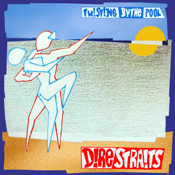 dire straits twisting by the pool 1