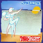 Original Cover Artwork of Dire Straits Twisting By The Pool