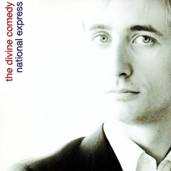 Original Cover Artwork of Divine Comedy National Express