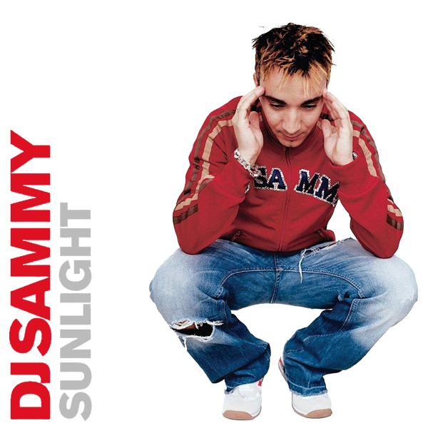 Original Cover Artwork of Dj Sammy Sunlight