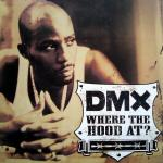 Original Cover Artwork of Dmx Where The Hood At