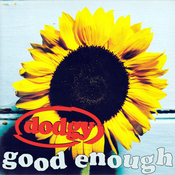 Original Cover Artwork of Dodgy Good Enough