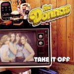 Original Cover Artwork of Donnas Take It Off