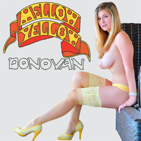 Cover Artwork Remix of Donovan Mellow Yellow