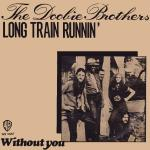 Original Cover Artwork of Doobie Brothers Long Train Running