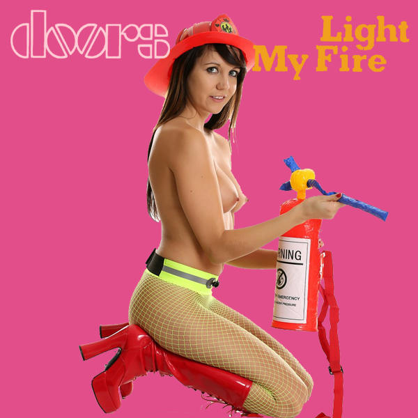 Cover Artwork Remix of Doors Light My Fire