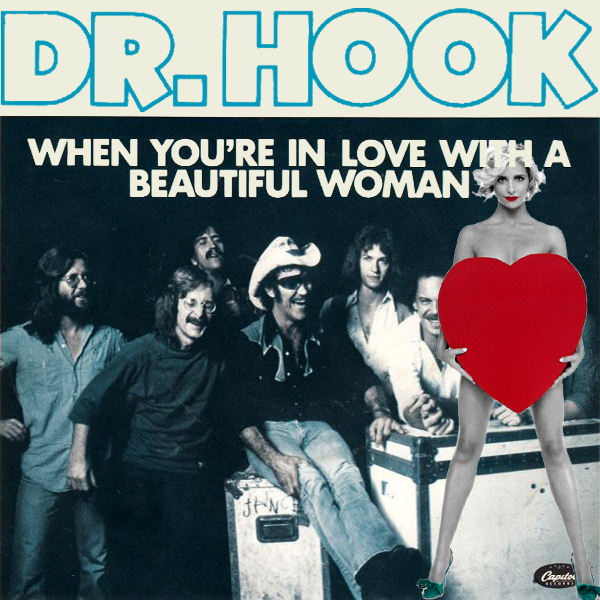 Cover Artwork Remix of Dr Hook Beautiful Woman