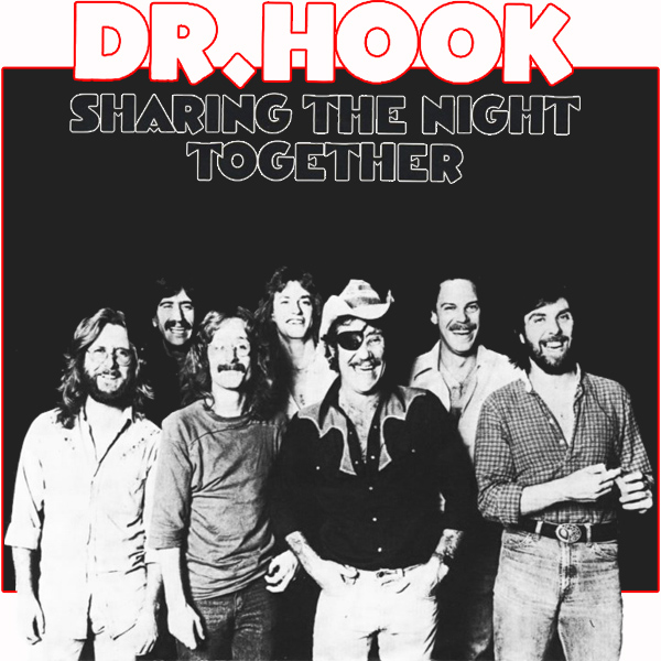 Original Cover Artwork of Dr Hook Sharing The Night Together