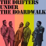 Original Cover Artwork of Drifters Under The Boardwalk