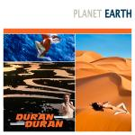 Cover Artwork Remix of Duran Duran Planet Earth