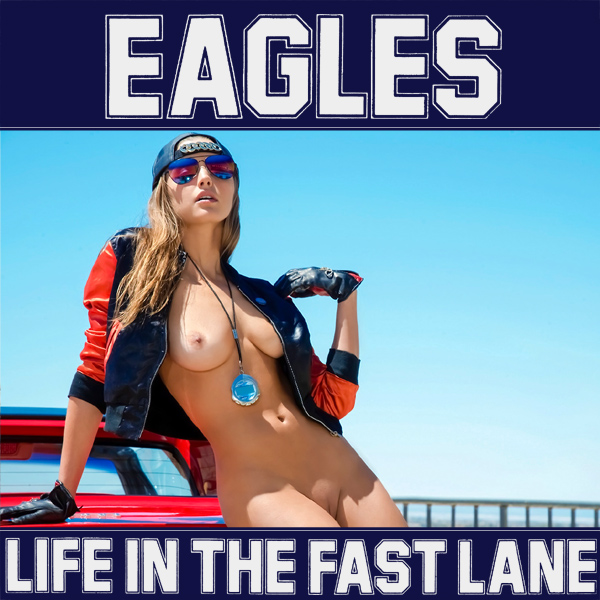 eagles life in the fast lane remix