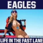 Cover Artwork Remix of Eagles Life In The Fast Lane