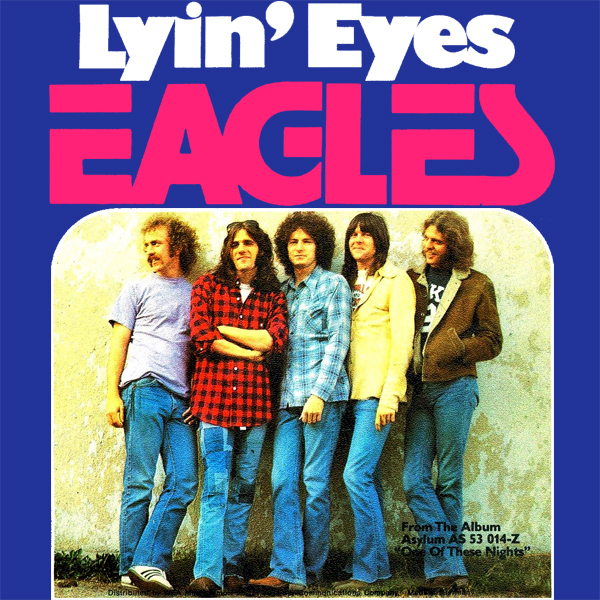 eagles lyin eyes 1