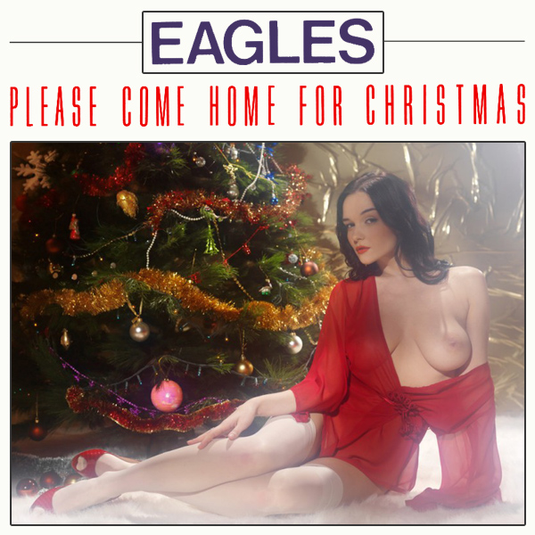 eagles please come home for christmas remix