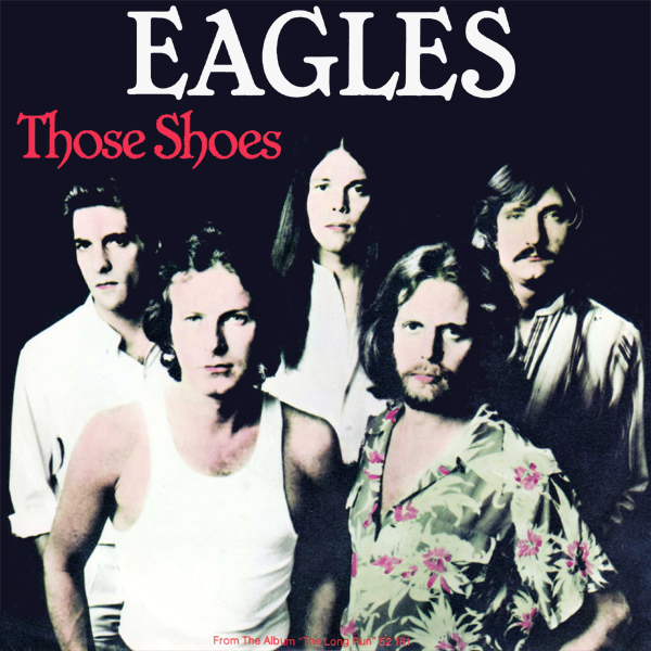 Cover artwork for Those Shoes - Eagles