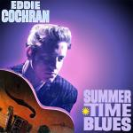 Original Cover Artwork of Eddie Cochran Summertime Blues