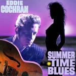 Cover Artwork Remix of Eddie Cochran Summertime Blues